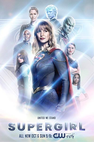 Supergirl (TV Series 2015) 2019-10-20 05E03 Blurred Lines (2019/HDTV/718p)