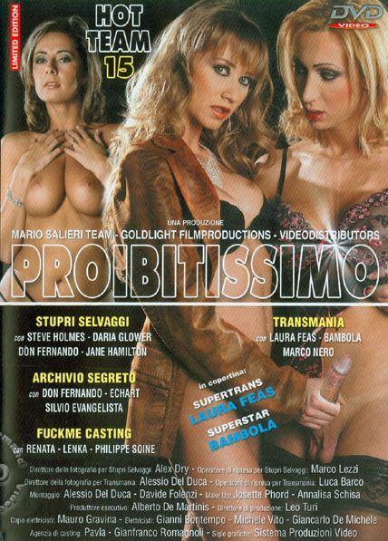 International Hot Team 15 - Proibitissimo (2006)