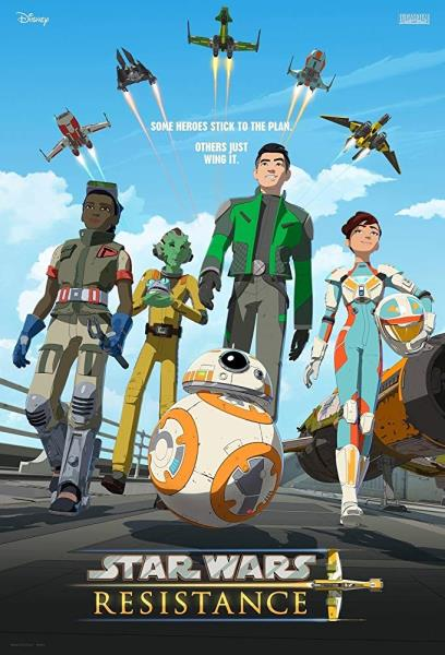 Star Wars Resistance (TV Series 2018) 2019-10-20 02E03 Live Fire (2019/Action/720p)