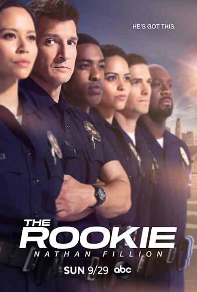The Rookie (TV Series 2018) 2019-10-20 02E04 Warriors and Guardians (2019/HDTV/716p)
