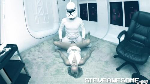 Hd jenna suvari in star wars porn parody fucking clrooper steve