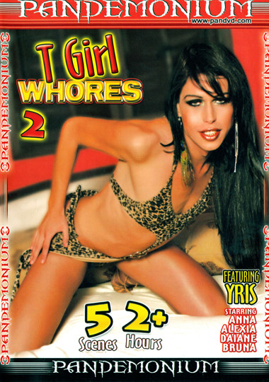 T Girl Whores 2 (2007)