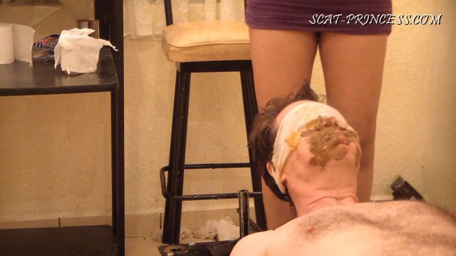 Pooping - Sex - Toilet Slave and the Duct Tape Trick Part 5 (05 November 2019/HD720p/593 MB)