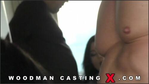 Ania Kinski casting X - Ania Kinski - woodmancastingx.com