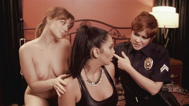 Ebony lesbian and prisoner
