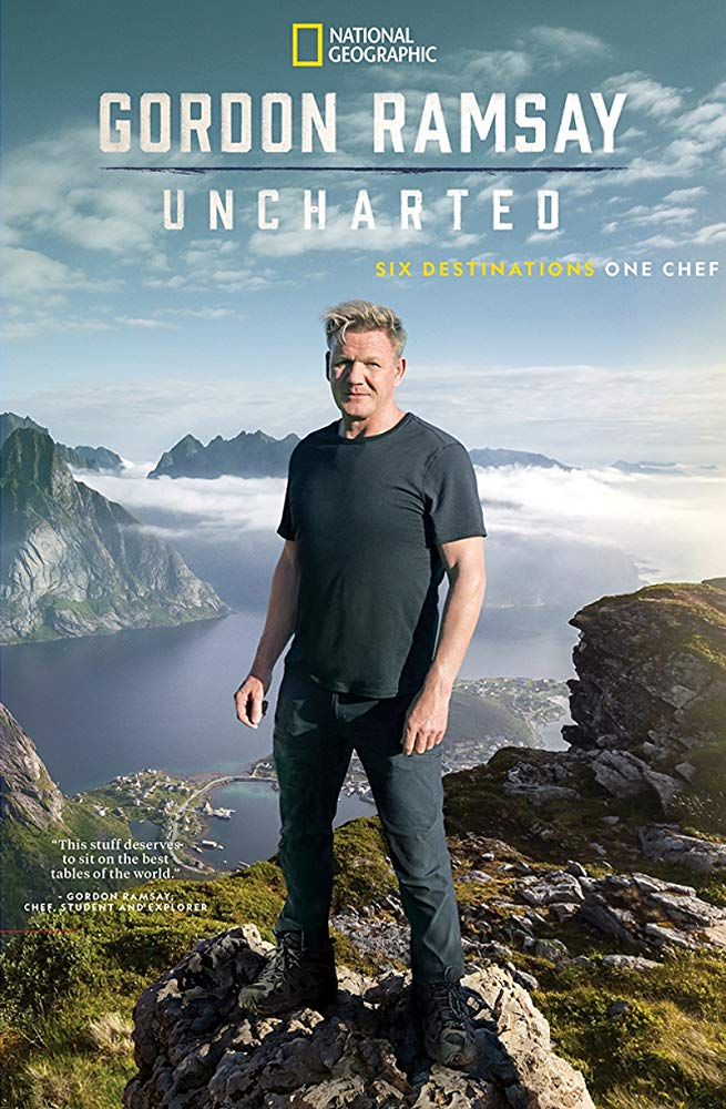 Gordon Ramsay: Uncharted (TV Series 2019) 2019-08-25 01E06 Alaska's Panhandle (2019) HDTV  720p