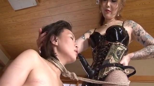 Japanese lesbian femdom free porn galery