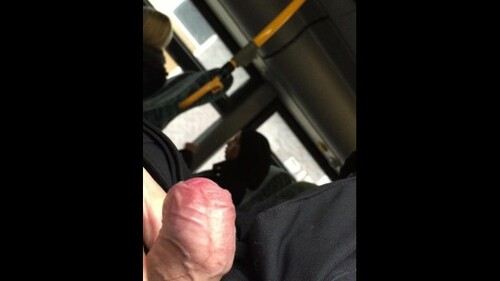 Photo commercial bus driver in lagos caught on camera masturbating pink entertainment