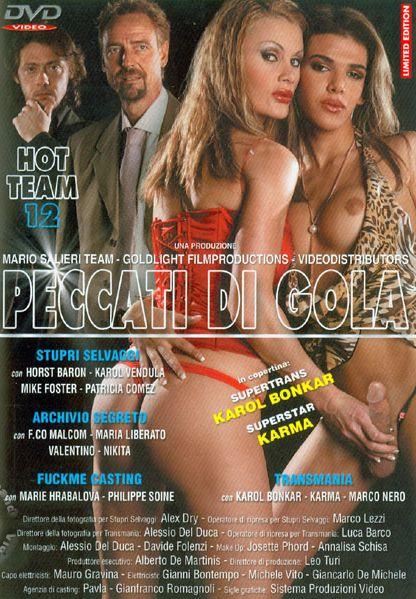 International Hot Team 12 - Peccati Di Gola (2006)