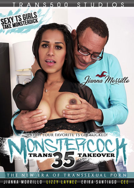 Monster Cock Trans Takeover 35 (2019)