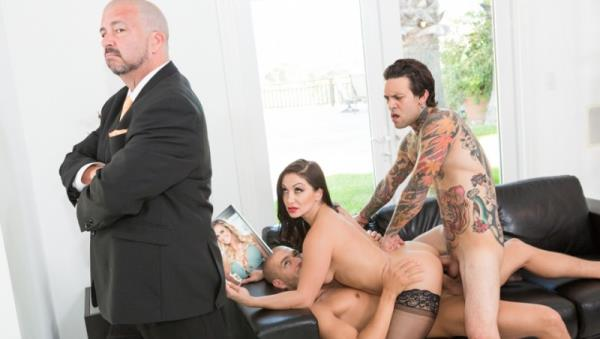 The DP Brothers - Lea Lexis, Xander Corvus, Small Hands, James Bartholet [PrettyDirty] (FullHD 1080p)