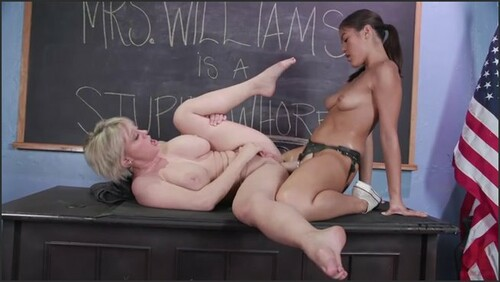 Teacher's Pet: Kendra Spade Takes Revenge on Teacher Dee Williams - Kendra Spade - kink