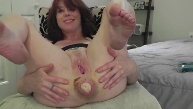 dirtygardengirl - Toying Dirty Asshole