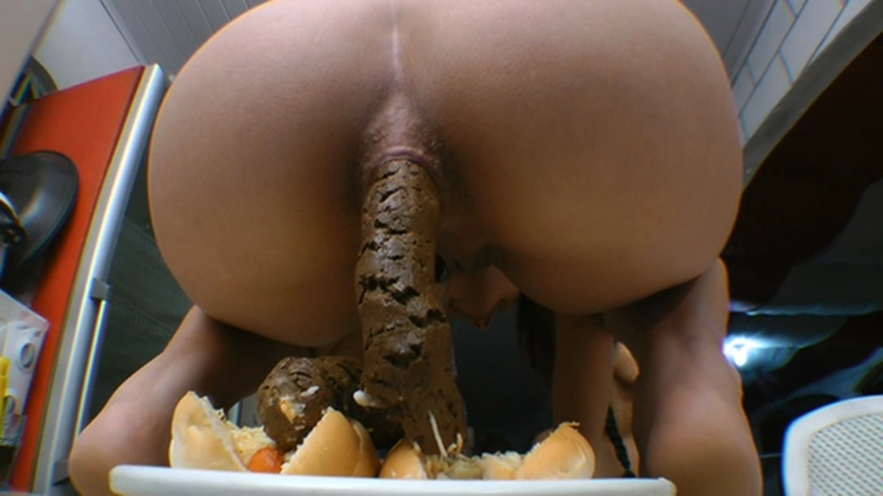 SG-Video - Eat Scat Real Swallow a Small Young