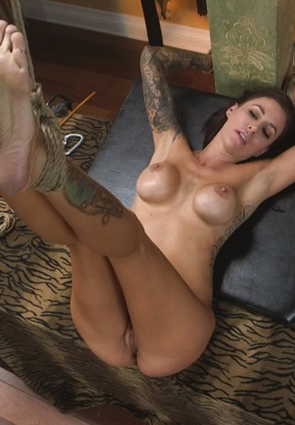 Submissive Gia DiMarco Returns for More Punishment