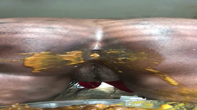 Lustymaylasia aka Seduction - Nasty shit farted out my ass