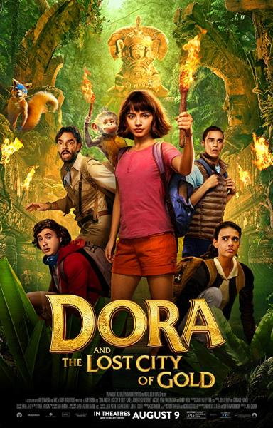 Dora and the Lost City of Gold (2019) (2019/BluRay/1080p)
