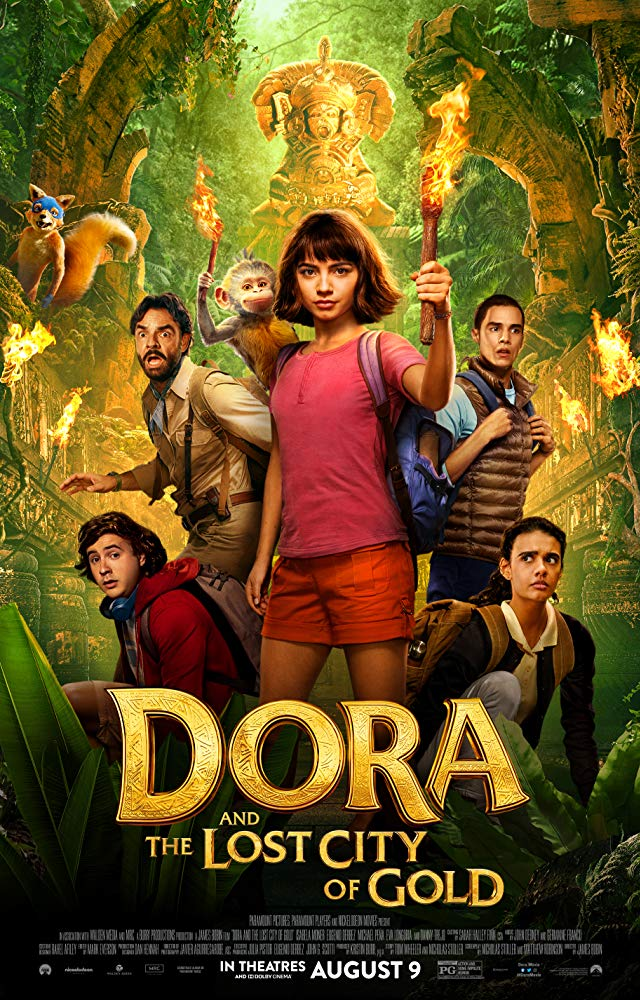 Dora and the Lost City of Gold (2019) (2019) BluRay  1080p