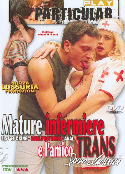 Mature Infermiere E L'amico Trans (2008)