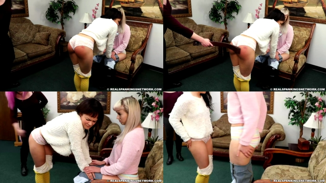 [Miss Betty, Kiki - 6.Dec.19] Phone Bill Spanking - Part 2 - RealSpankingsNetwork.com [Spanking,Caning,Whipping]_cover.jpg