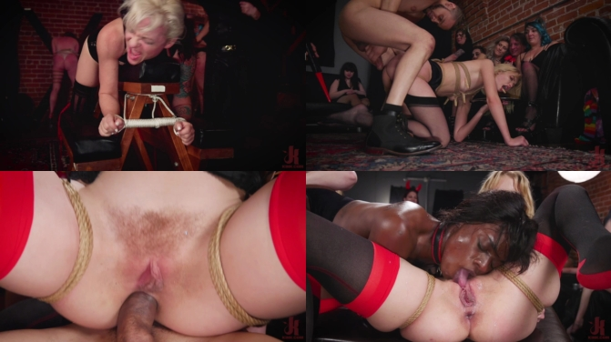 [Ana Foxxx, Chloe Cherry - 13.Dec.19] House-Owned Whores Earn Their Place at The Halloween Fuck Fest - TheUpperFloor.com [Blonde, Bondage, Caning, Collar, Punishment, Flogging, Hitachi, Humiliation, Latex, Tattoo]_cover.jpg