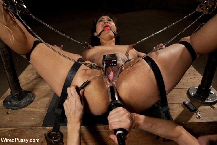 Free extreme bizarre anal torture