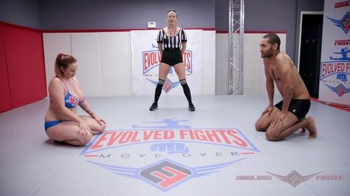 Bella Rossi vs Mickey Mod – Mixed Wrestling