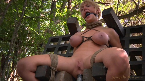 ***EXTREME***Tied girls most brutally used in the forest (BRUTAL)