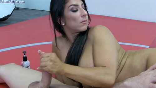Sexual Domination Match: Raven Hart V Rion HD FM