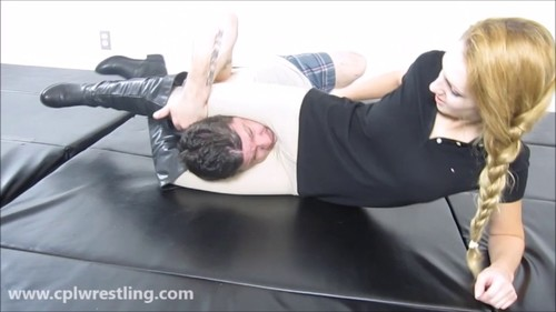 Rosalei Obedience Domination
