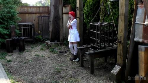 Ingenue In White - Abigail Dupree