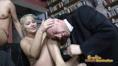 FFMM Lana And Brandi Abuse Two Losers Together