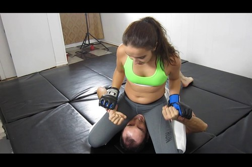 SJM-017 Bellas Beat down
