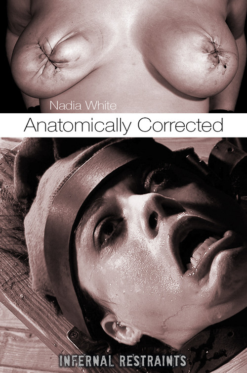 Sep 27, 2019: Anatomically Corrected - Nadia White/Nadia is in a bit of a bind and things are about to get worse