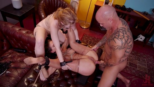 October 11, 2019 - Cherie DeVille, Ella Nova, Derrick Pierce - Mommy's Girl: Anal Slut Didn't Save Enough Pussy For Step-Mommy