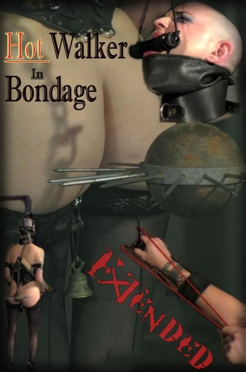 Hot Walker in Bondage extended - Abigail Dupree