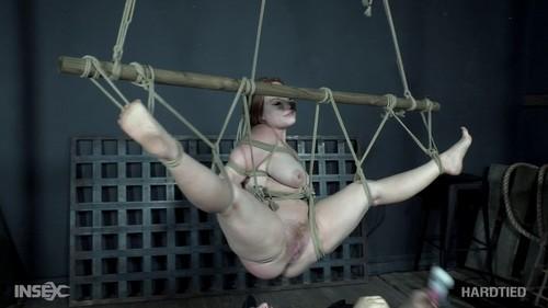 Tit Truss - Summer Hart - Summer Hart has her tits tied tight!