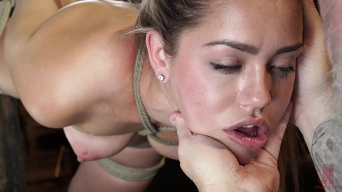 October 10, 2019 - Alina Lopez/Alina Lopez: Tormented in Extreme Bondage and Made to Cum