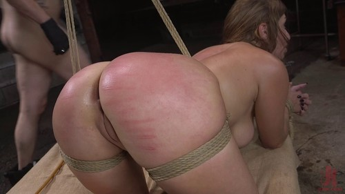 October 14, 2019 - Attitude Adjustment: Slutty Skylar Snow gets her ass flogged, caned and fucked