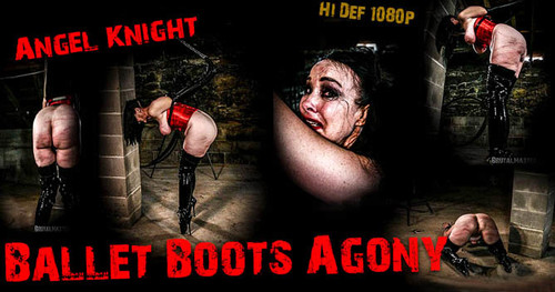 Angel Knight - Ballet Boots Agony