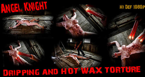 BM Angel Kinght - Dripping Hot Wax Torture