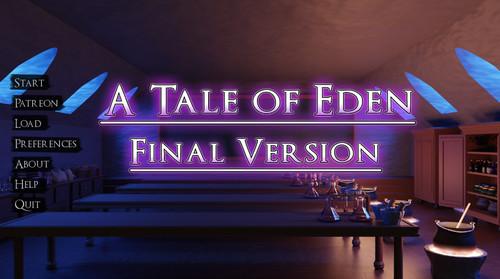 A Tale of Eden - Final Version - 20 October 2019