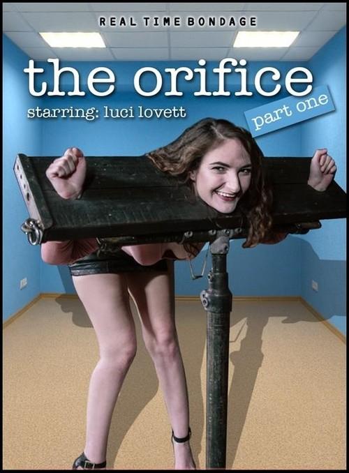 The orifice Part 1 - Luci Lovett