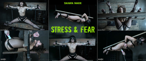 October 25, 2019: Stress & Fear - Dakota Marr - Dakota is stressed out when her fears are used against her.