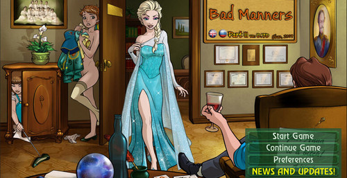 Bad Manners [Part II version 0.82 Full] - 25 October, 2019