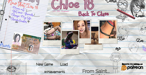 Chloe18 – Back To Class [version 0.39] - October, 2019