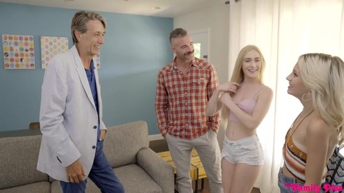 Emma Starletto & Kate Bloom - Swapping Our Daughters