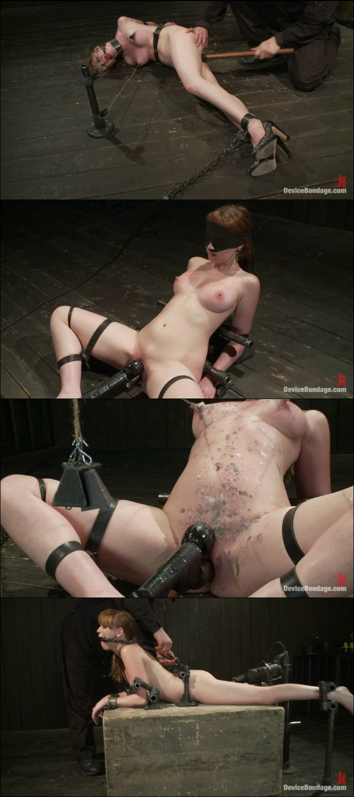 Marie Mccray Hogtied