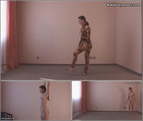 FlexyTeens  Sasha Galop2