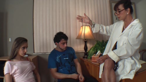 Brother and StepSister's Hypno Therapy